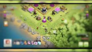 Clash Of Clans Electro Drag Time 3 Star Attack