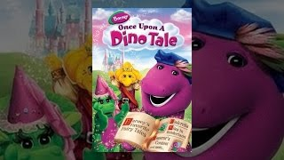 Barney Once Upon A Dino Tale