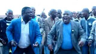 Simon Makgatholela & Bafana Ba Sebesho; feat. Seputla - Nkamogele Ntate ke ngwana wa gago