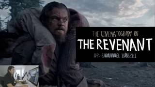 The Cinematography of The Revenant