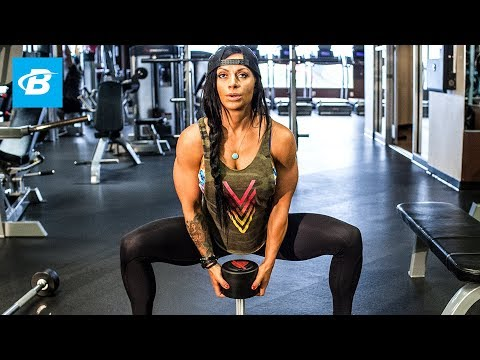 Ashley Horner s Stronger Legs Workout Bodybuilding