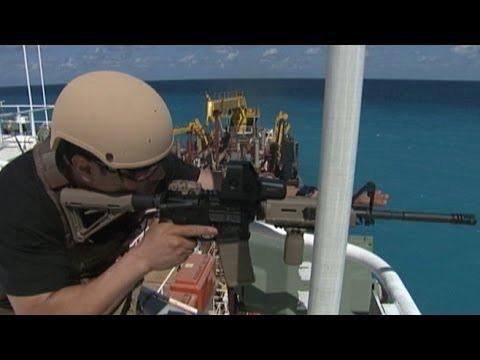 Hidden War Between American Mercenaries Somali Sailors