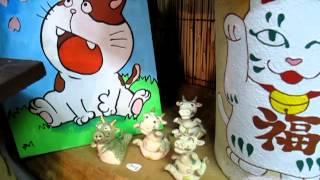 Cats Singing