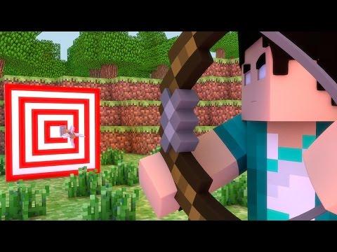 Minecraft: CrazyCraft 3.0 #05 - O ARQUEIRO INCRÍVEL! - O FILME!