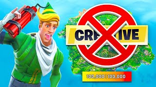 We Tried To *BREAK* The NEW Creative Mode In Fortnite!