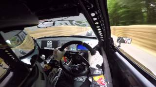 Mad Mike POV 4Rotor MADBUL Goodwood Festival of Speed 2015