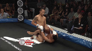 """ANDRE SOUKHAMTHATH Vs ROB COSTA: CES MMA """"REAL PAIN"""""""
