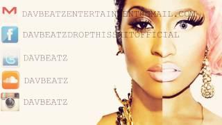 Ciara - Im Out Ft. Nicki Minaj - Kizomba / Zouk Remix (prod by DavBeatz)