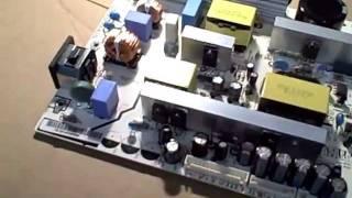 LG Flatron L246WP-BN Monitor Repair Tutorial