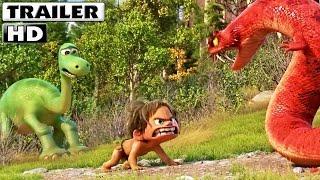 Un Gran Dinosaurio (2015) Tráiler Oficial #2 Español Latino