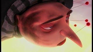 Despicable Me - Gru funny scenes