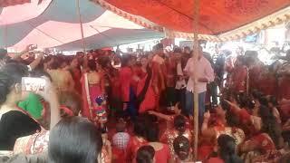 Teej geet dance at pasupati nath