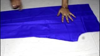 How to Cut Tulip Pants, Tulip Shalwar, Tulip Pants Cutting Method