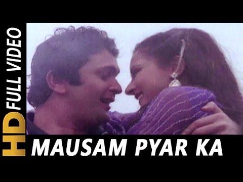 Xxx Mp4 Mausam Pyar Ka Rang Badalta Rahe Asha Bhosle Kishore Kumar Sitamgar Songs Rishi Kapoor 3gp Sex