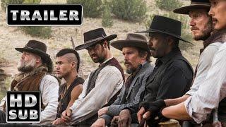 Los Siete Magníficos - Trailer 1 Subtitulado [HD] (The Magnificent Seven)