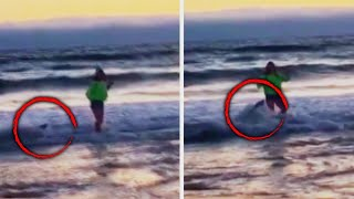 13-Year-Old Attacked by Sea Lion: 'Scariest Thing Ever'