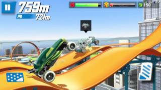Hot Wheels Race Off Android iOS Gameplay