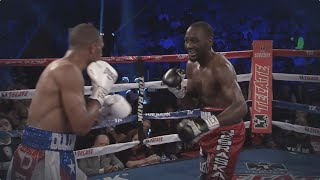 Terence Crawford vs. Thomas Dulorme: HBO Boxing After Dark Highlights