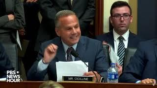 WATCH: Rep. David Cicilline's full questioning of Corey Lewandowski   Lewandowski hearing