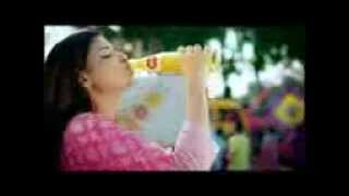 Faria Sabnam... My 3rd ad...Pran Mango Juice
