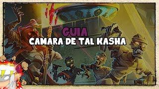 DOFUS || GUIA CAMARA DE TAL KASHA || CHAMBRE DE TAL KASHA