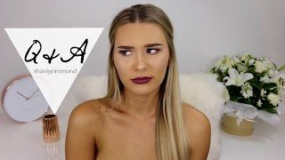 Self Confidence, Fitting In & Anal!?!? | Q&A