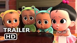"""THE BΟSS BАBY Trailer + New Clip (2017) """"Babies Meeting"""", Animation Movie HD"""