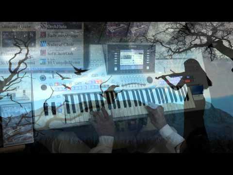 Vangelis Hymn played Live on Tyros4