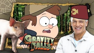 Gravity Falls in LIVE ACTION?!