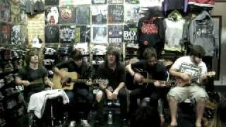 Turn Me Up (acoustic)- The All Ways