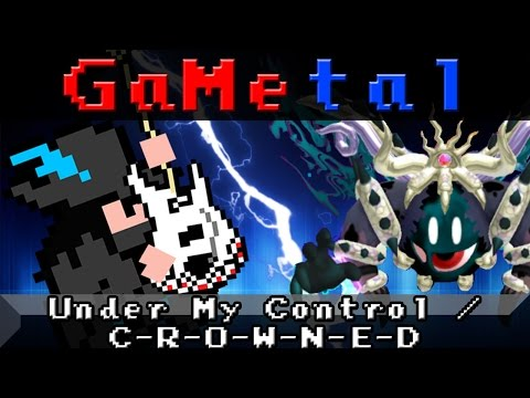 Under My Control / C-R-O-W-N-E-D (Kirby's Return to Dream Land) - GaMetal Remix