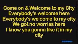 Priyanka Chopra - In My City (Lyrics HD) Ft. Will I Am