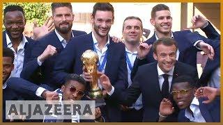 🇫🇷 World Cup winners: Heroes