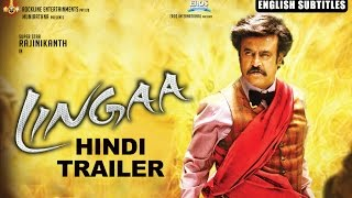 Lingaa (Hindi) Trailer with English Subtitles | Rajinikanth | KS Ravi Kumar | Sonakshi Sinha