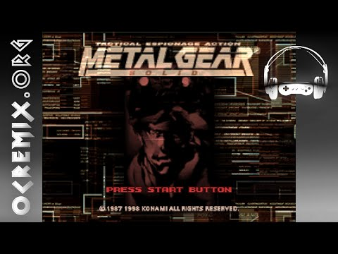Xxx Mp4 OC ReMix 895 Metal Gear Solid Liquid Metal Enclosure By Vig 3gp Sex