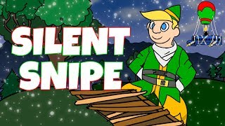 Animated Fortnite Sing-a-Long | Silent Snipe | ArcadeCloud