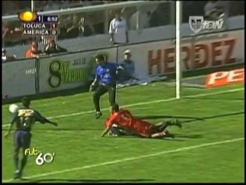 Toluca Vs. América 2 4 Cuartos de Final Invierno 2000 Futbol Retro