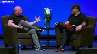 Dana White and Tony Robbins - Love What You Do