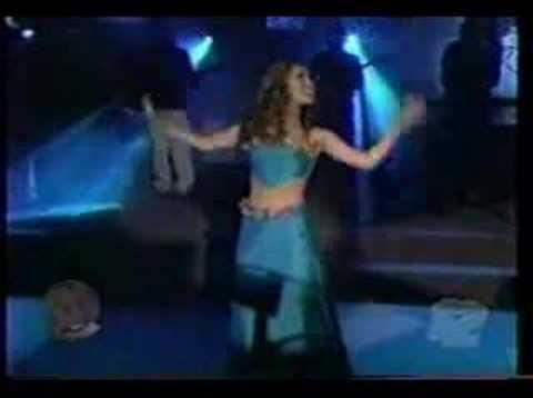 Anahi RBD Canta Primer Amor Otro Rollo CALIDAD AUDIO VIDEO