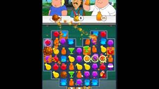 Family Guy Another Freakin Mobile Game Level 807 - NO BOOSTERS