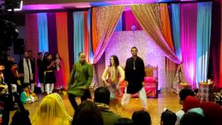 Shakar Wandaan Re Mendhi Dance