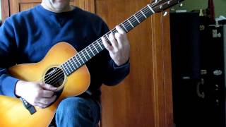 It's Too Late/Carole King (guitar tutorial) - cover by Tonedr