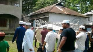 Bangla Waz জানাজা নমাজMawlana Shihab uddin Alipuri