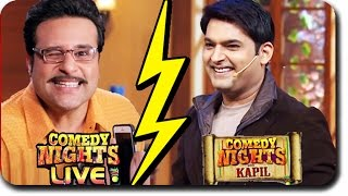 Kapil Sharma FAN's ATTACKS Krishna Abhishek's Comedy Nights Live