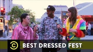Best Dressed Fest - Celebrity Fashion Surgery - James Davis