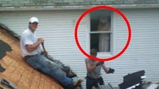 5 أشياء مخيفة شُوهدت من خلف النوافذ..!!