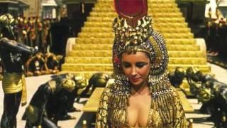 CLEOPATRA REINA DE EGIPTO 1ª PARTE