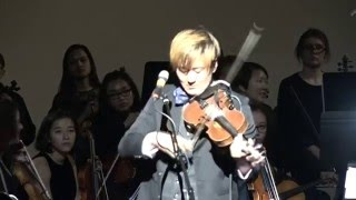 Kishi Bashi (Live in Chicago) performing with NCP Chamber Strings Orchestra