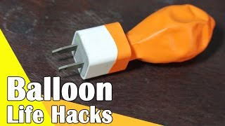 Top 05 Awesome Life Hacks for Balloon - Change light color ???