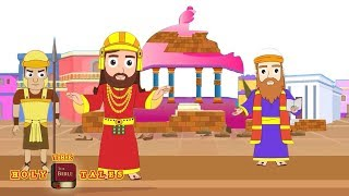 Book Of Nehemiah I Old Testament Stories I Animated Children